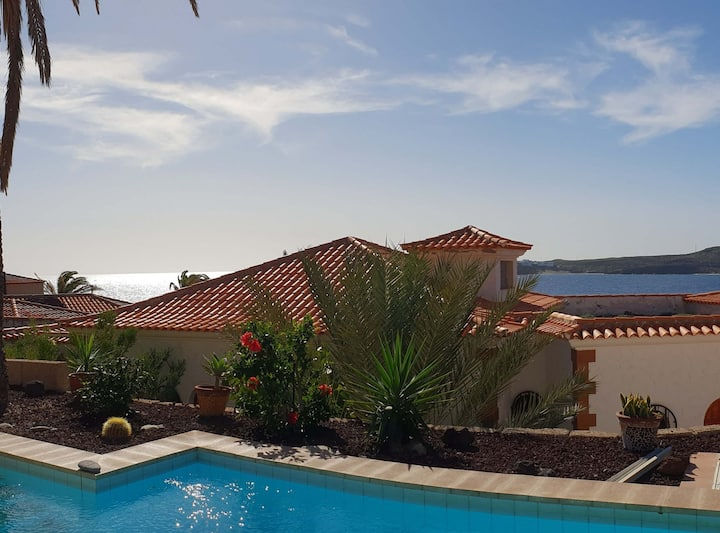 Bahia F: wonderful villa with private pool and sea view
