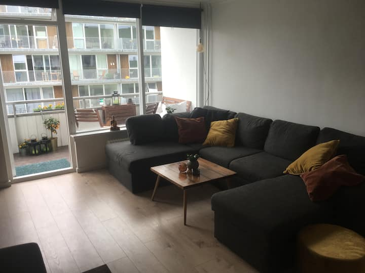 Open one bedroom flat in the heart of Copenhagen