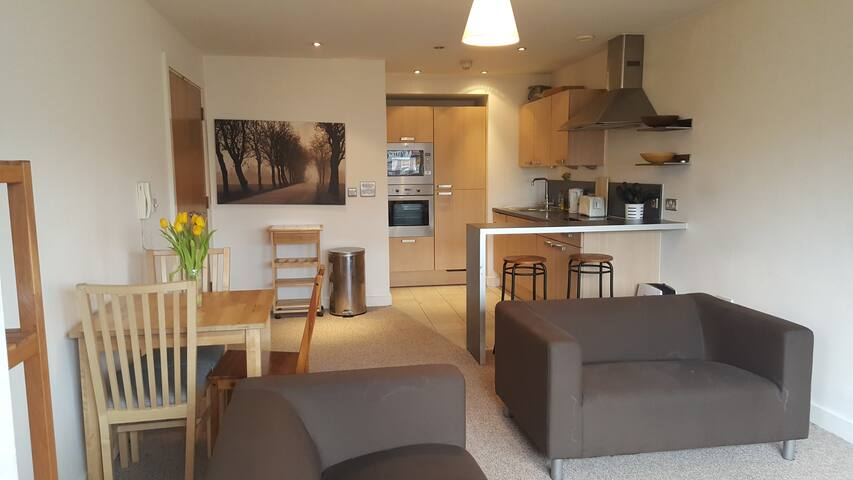 Luxury 2 bed 2 bath in city centre - Manchester - Apartment