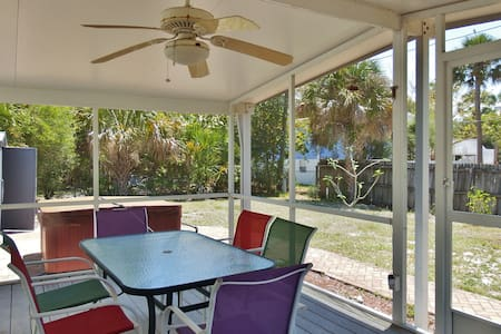 Hibiscus Retreat - Fort Myers Beach - Apartment