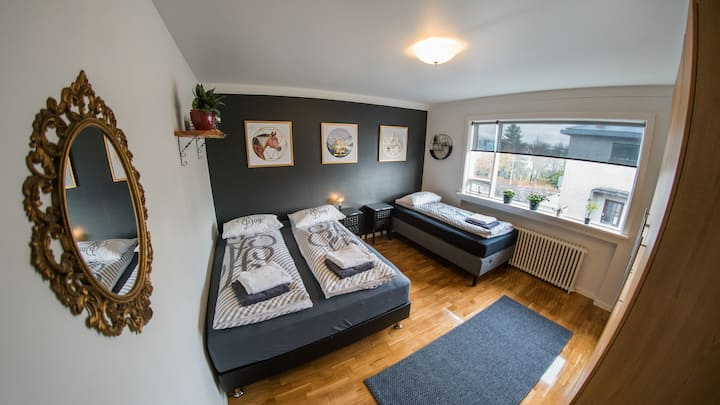 Cozy & Stylish Room in Park Area