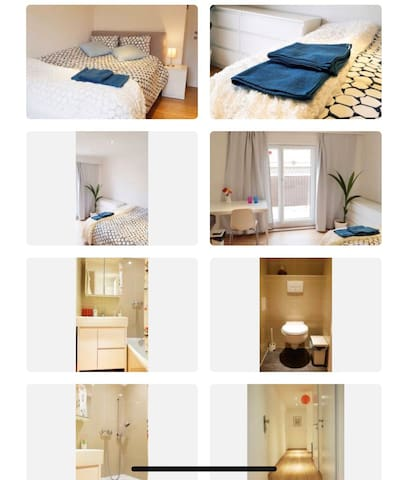 Easy cozy apartment, supermarket 1 min