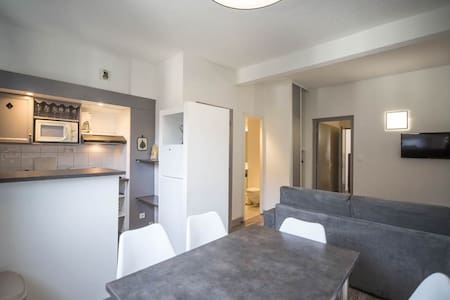 Appartement 6 personnes au coeur du village