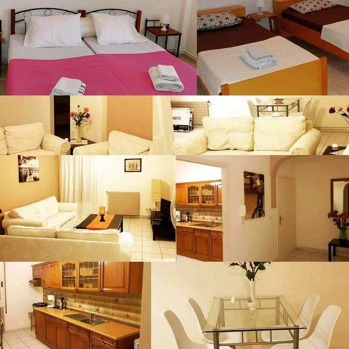 Vermisoglou Apartments