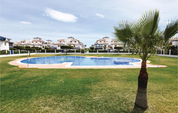 Holiday apartment with 2 bedrooms on 60m² in Vera