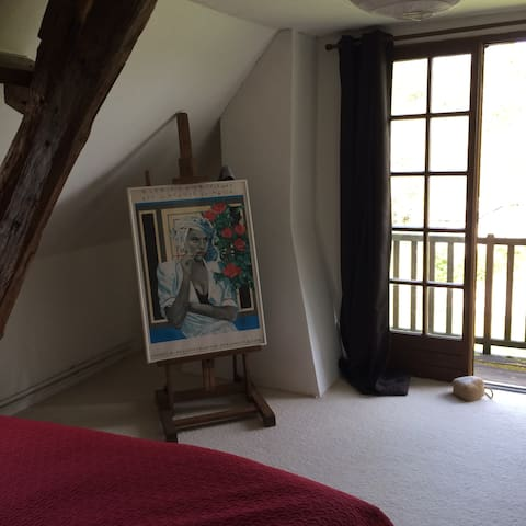 maison normande proche deauville - Livarot - บ้าน