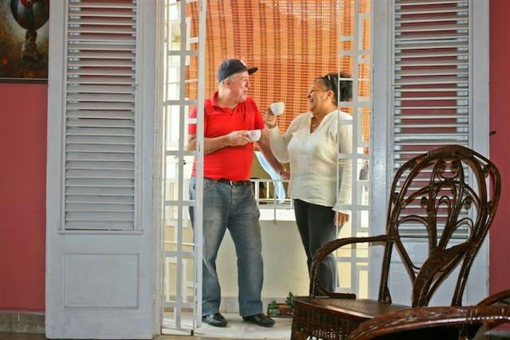 Casa Lidia & Fidel - Havana