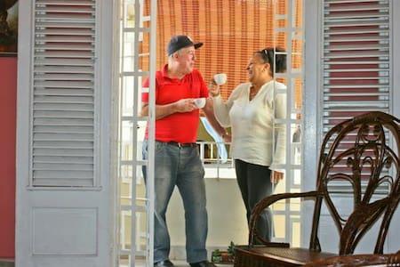 Casa Lidia & Fidel - La Habana