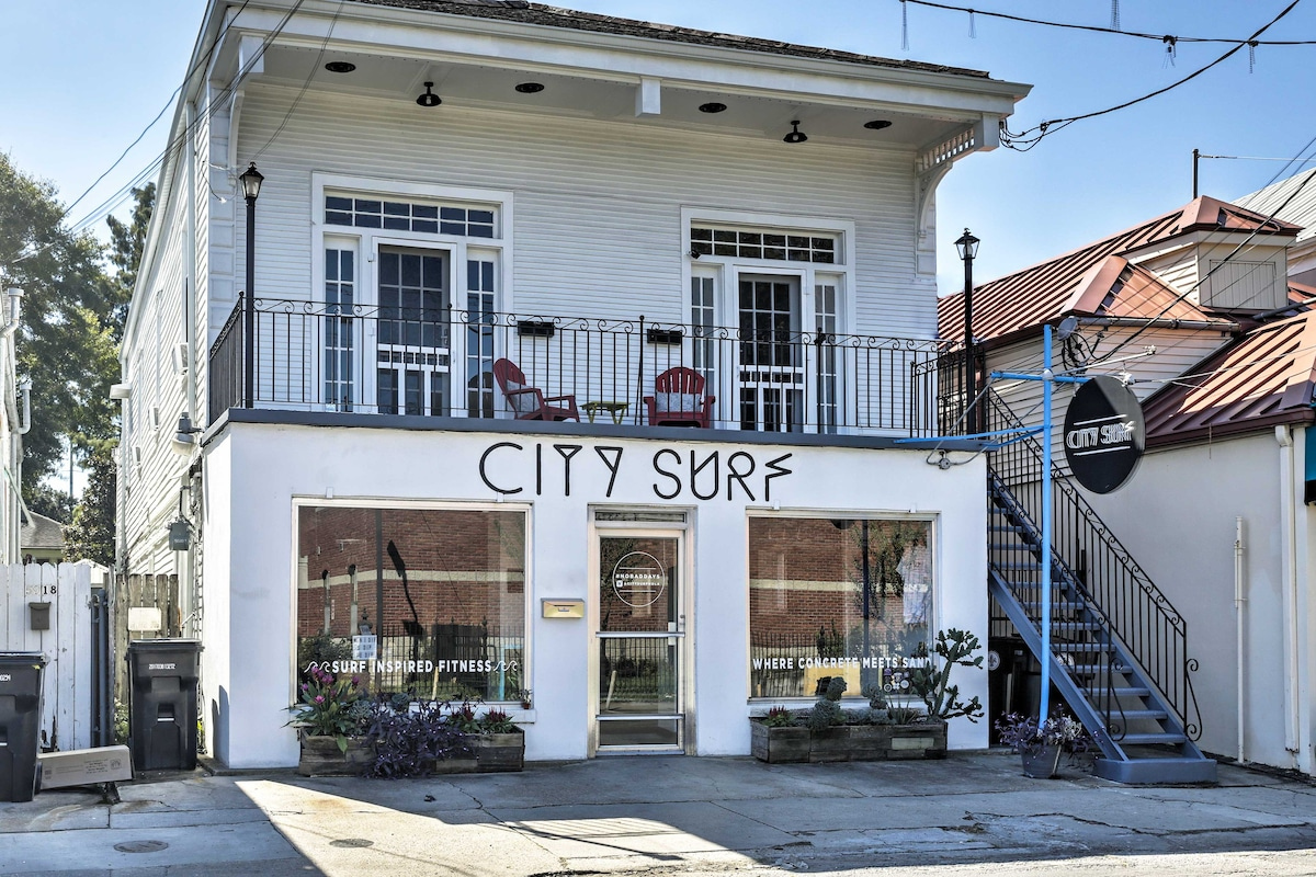 Uptown NOLA 2BR Apt On Magazine St. W/ Backyard!   Apartments For Rent In New  Orleans, Louisiana, United States
