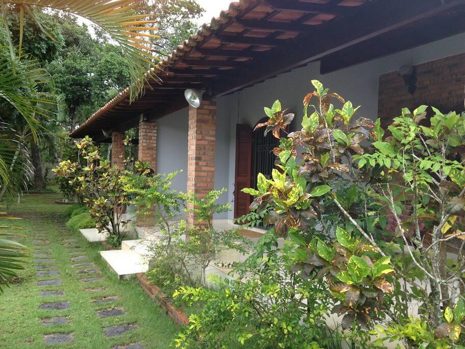 Frente Casas 1 e 2