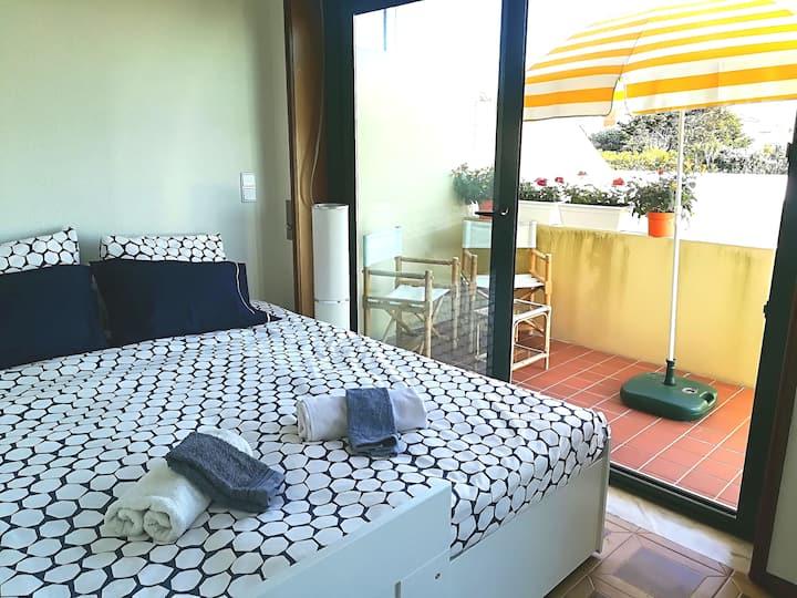 AgudaRoom I (Private balcony & Private WC)