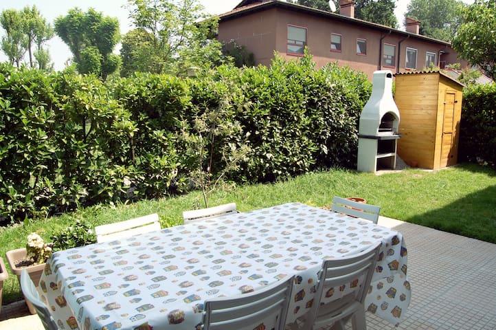 Apartament in villa with garden - Buccinasco - Apartment