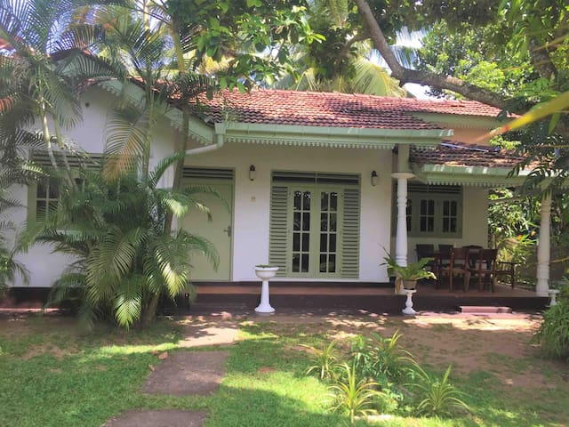 Private villa in Unawatuna near the beach