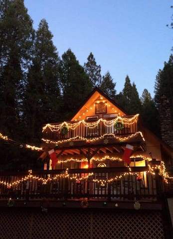 Peaceful, serene mountain home! - Pollock Pines - Hus