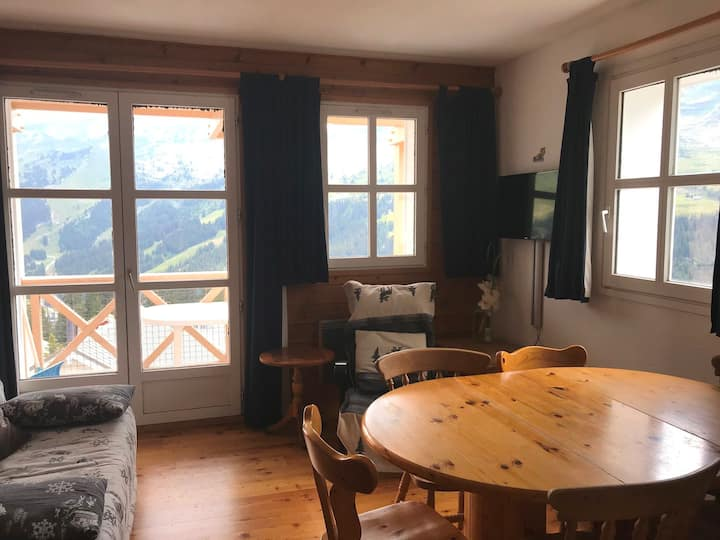 comfortable apartment with very nice view