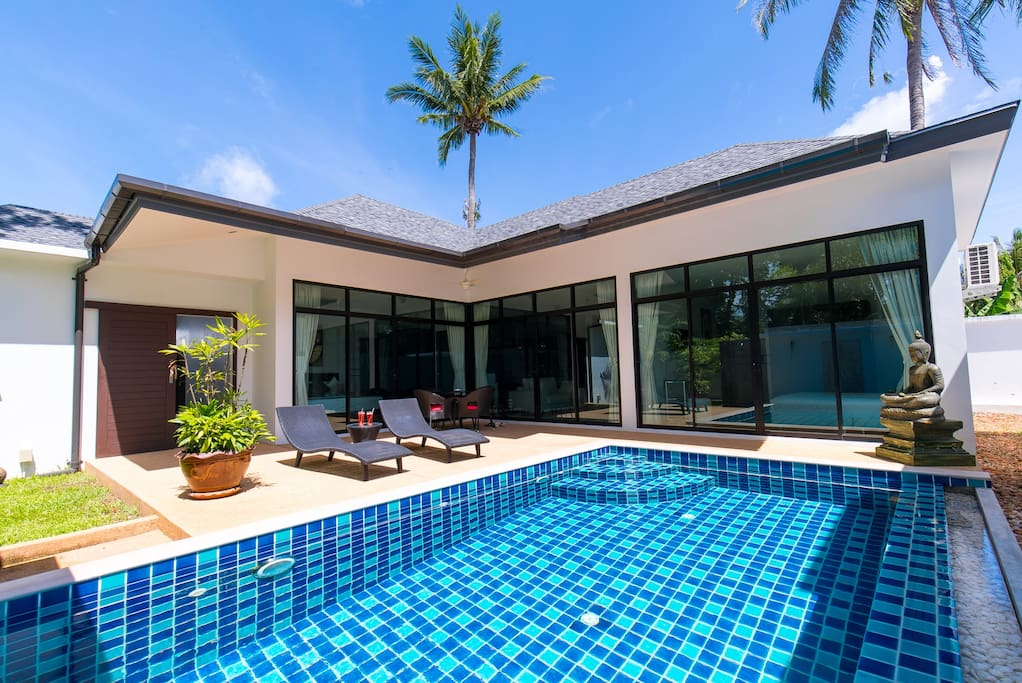 Stunning Villa With private Pool