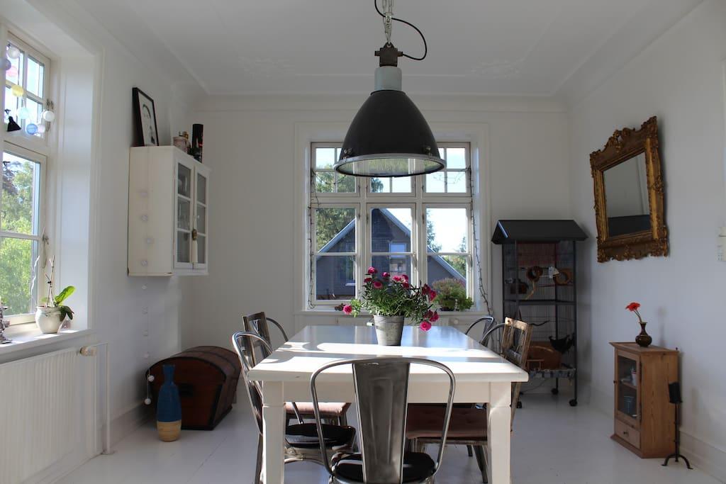 Livingroom (1st floor)