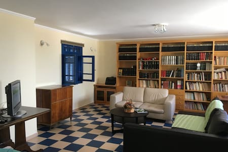 Modern and spacious apt in Chora! - Andros - Дом