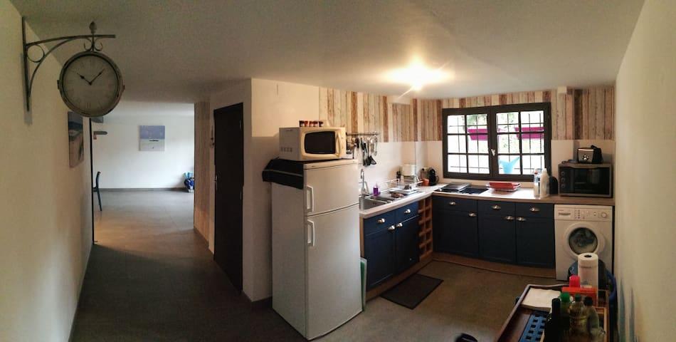 bel appartement tout neuf entre lac et mer - Léon - Departamento