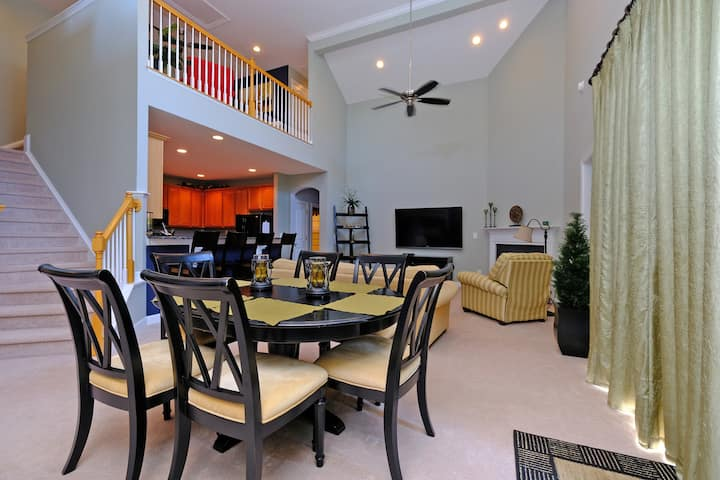 Barefoot Resort Clearwater Bay 913, 4br Townhouse