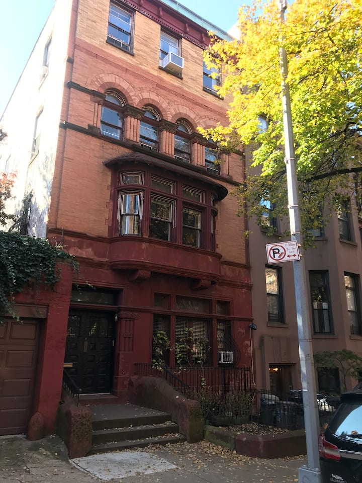 1BR in incredible pocket of North Park Slope