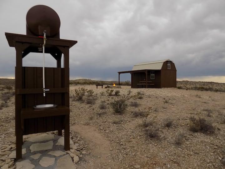Hiker Hideout - Terlingua Cabin
