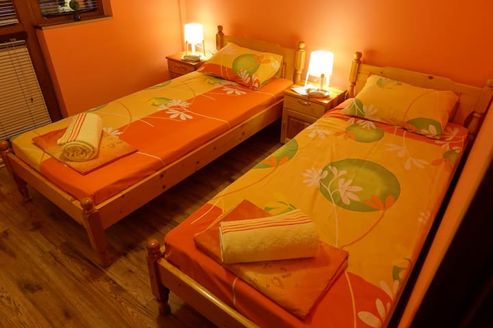 Peter Pan Private Twin Room