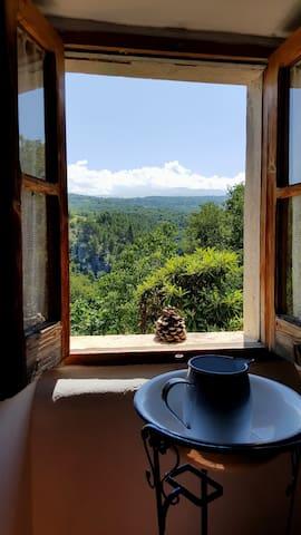 La casetta bianca nella valle dell'Orta - Bolognano - Haus