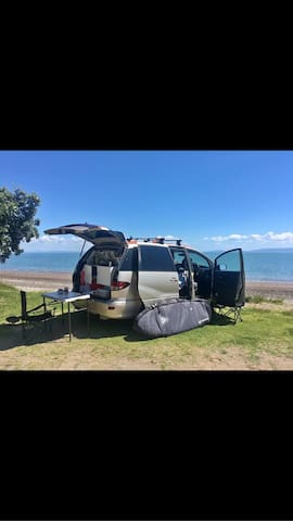 Your home on Wheels! All U need to enjoy NZ !