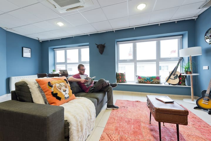 6 Bed Dorm Mixed - The Liberties, City Centre