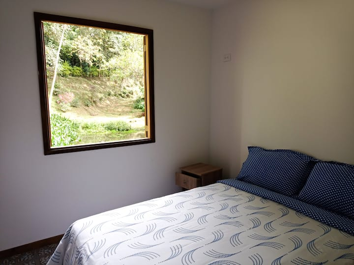 Private Room in Boutique Hostel with Lake view