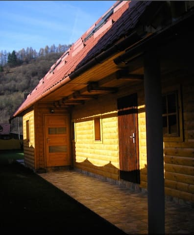 Slovakian Family Cottage - Párnica - House