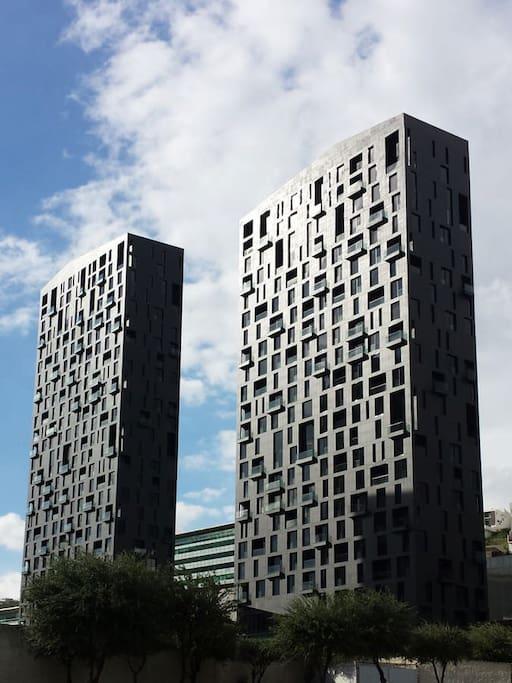 Magma Towers!