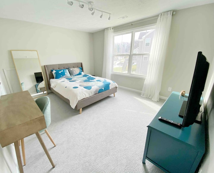 Private 1 bed 1 bath in newly built house
