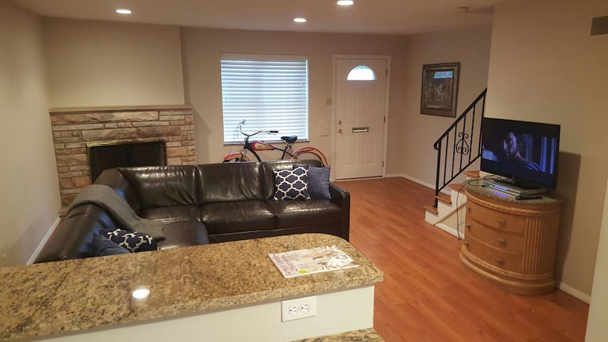 Entire 3 bedroom, modern townhouse. - Affton - Apartamento