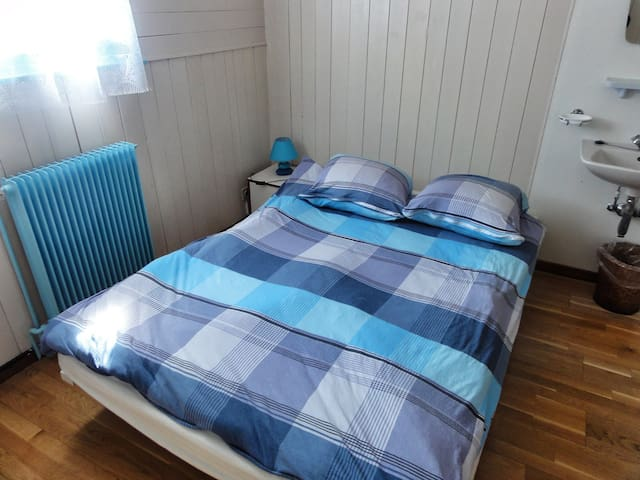 Chambre pour 2 à La Givrine - Saint-Cergue - Apartment