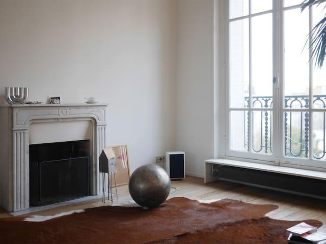 Design apartment with view - Paris - Daire