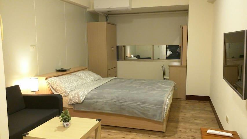 交通便利,溫馨的獨立套房歡迎來到 P&J小窩 - 豐原區 - Apartment