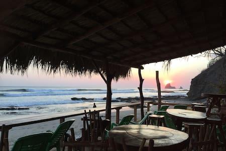 Arte-Sano Hotel Cafe - Apartamento - San Juan del Sur - Hotel butikowy