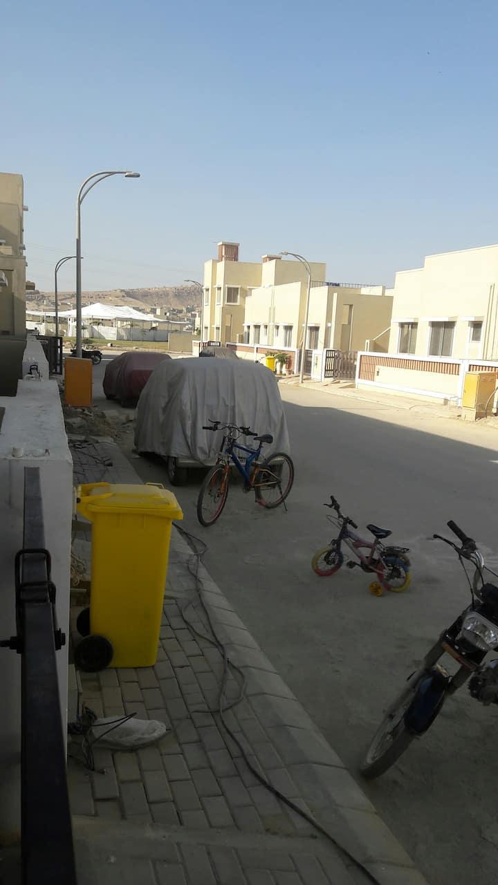 Karachi Bungalow
