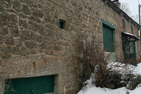 Ferme lozerienne - Saint-Paul-le-Froid