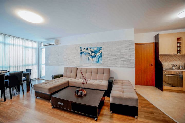 Awesome Brand New Modern 1 Bedroom Close To Center