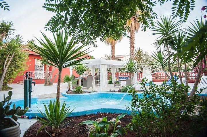 Villa Gisella a 70mt dal mare - Punta Prosciutto -