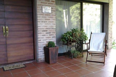 Habitación privada en el campo (3) - Colonia Del Sacramento - Bed & Breakfast