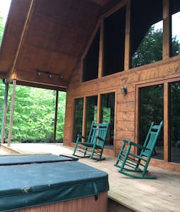Nantahala National Forest, NC - Topton - Haus