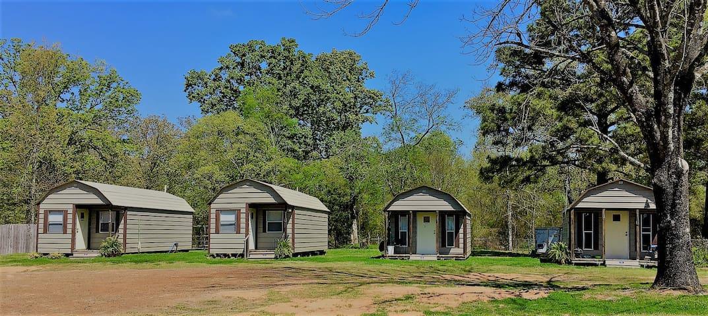 Caddo Lake Cabins - Cabin #3