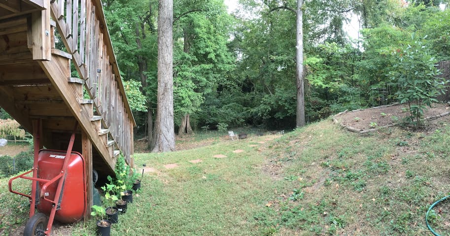 Reedy Creek Retreat (Forest Hill Park)