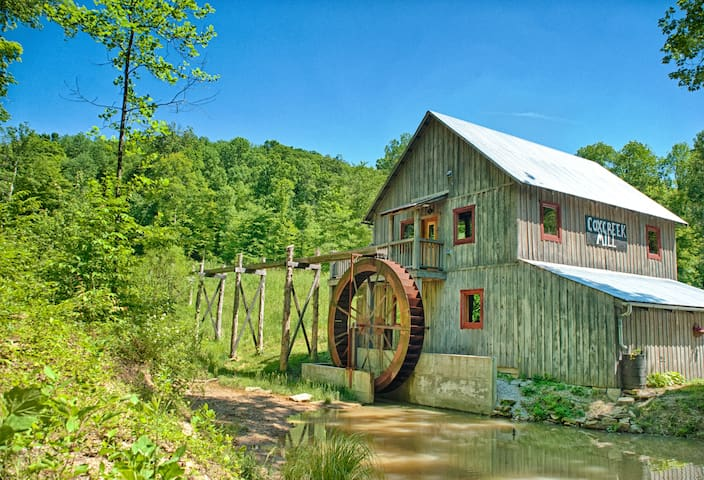 Cox Creek Mill Art Studio