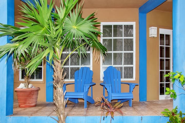 Gold Standard Pool View Suite at Oceanfront Resort in Belize