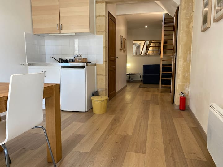 A1 Spacious apartment Saint Emilion
